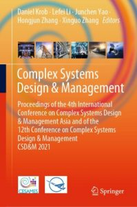 The proceedings cover of CSD&M Asia 2020