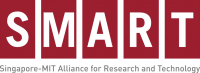Singapore-MIT Alliance for Research and Technology (SMART) logo